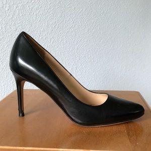 Cole Haan black leather pumps/heels/shoes sz 6.5